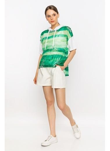Berr-in Tişört Yeşil